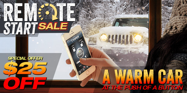 Remote Start and Security Sale